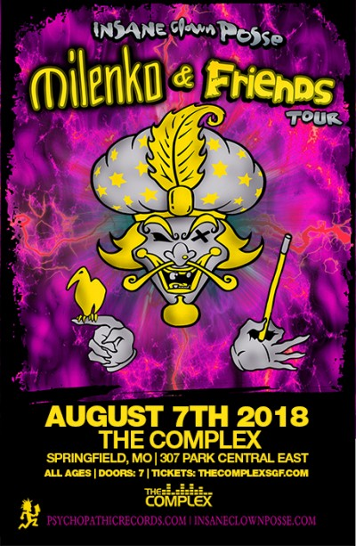 Insane Clown Posse - 20 Years of The Great Milenko