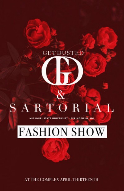 Get Dusted & Sartorial Magazine Fashion Show