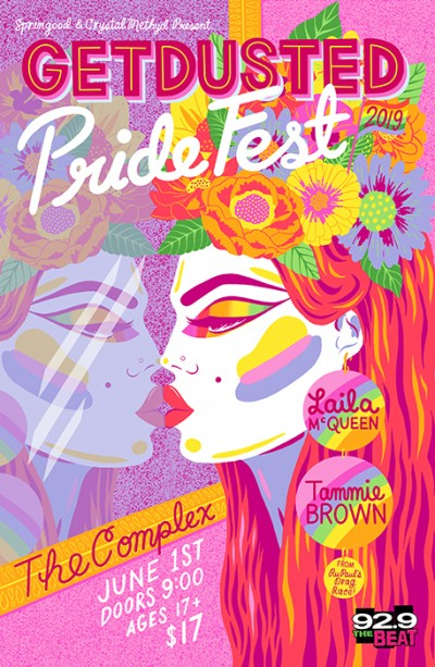 Get Dusted: Pride Fest 2019